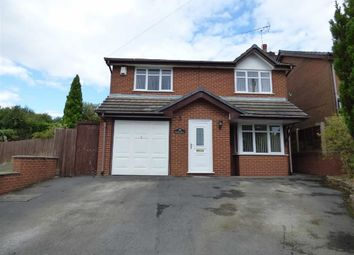 Thumbnail 4 bedroom detached house for sale in Woodhall Road, Kidsgrove, Stoke-On-Trent