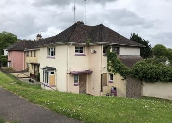 Thumbnail 3 bedroom end terrace house for sale in Combe Pafford, Torquay, Devon