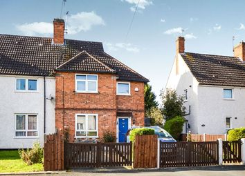 Thumbnail 3 bed terraced house for sale in Peverel Road, Leicester