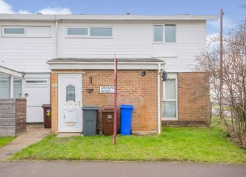 Thumbnail 3 bed terraced house for sale in Ormond Road, Sheffield