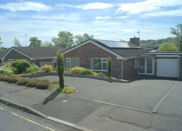 Thumbnail 4 bed detached bungalow for sale in Vicarage Close, Marlborough, Wiltshire