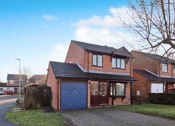 Thumbnail 3 bedroom detached house for sale in Larkspur Road, Glebe Park, Lincoln