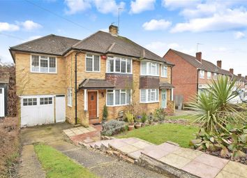Thumbnail 4 bed detached house for sale in Chapel View, South Croydon, Surrey