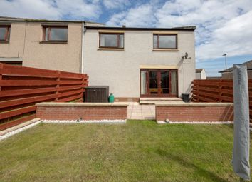 Thumbnail 3 bed end terrace house for sale in Deanhead Road, Eyemouth
