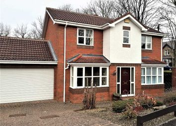 Thumbnail 4 bed detached house to rent in Woodlands, Lanchester, Durham