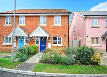 Thumbnail 2 bed semi-detached house for sale in Woodpeckers, Sudbury