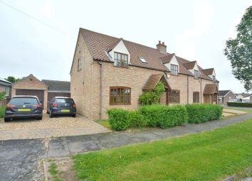 Thumbnail 3 bed cottage for sale in Meadow Rise, Saxilby, Lincoln