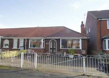 Thumbnail 2 bed semi-detached bungalow for sale in Station Road, Keyingham, Hull
