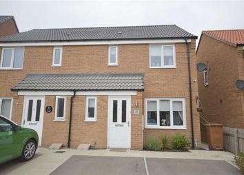 Thumbnail 3 bed property for sale in Cupola Close, North Hykeham, Lincoln