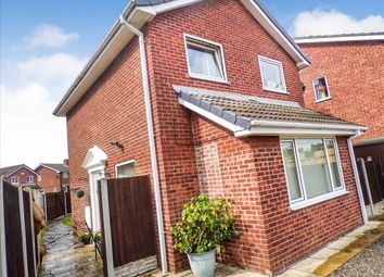 Thumbnail 3 bed detached house for sale in Acorn Close, Barlby, Selby