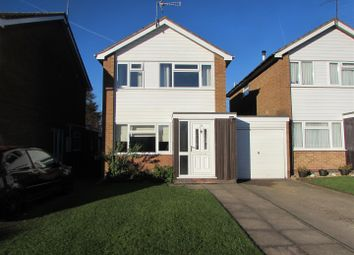 Thumbnail 3 bedroom link-detached house for sale in Mount Road, Cosby, Leicester