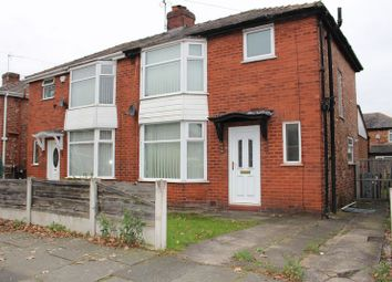Thumbnail 3 bed semi-detached house for sale in Scott Road, Droylsden, Manchester