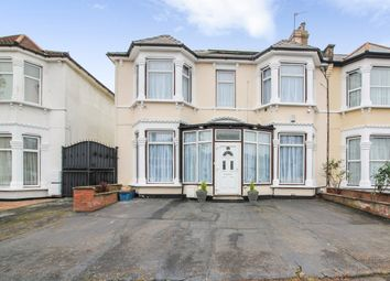 Thumbnail 4 bed terraced house for sale in Selborne Road, Ilford, Greater London