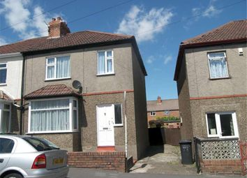 Thumbnail 4 bed semi-detached house to rent in Toronto Road, Horfield, Bristol