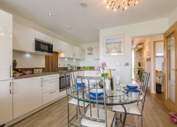Thumbnail 3 bed flat for sale in Booth Road, Royal Docks