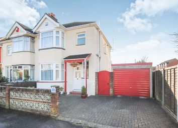 Thumbnail 3 bed semi-detached house for sale in River View Road, Southampton