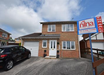 Thumbnail 3 bedroom detached house for sale in Heol Corswigen, Barry