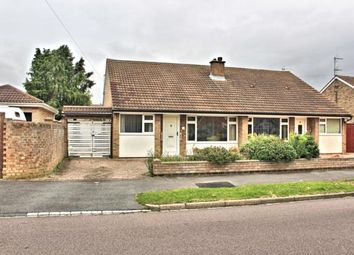 Thumbnail 2 bed bungalow to rent in Portland Close, Bedford