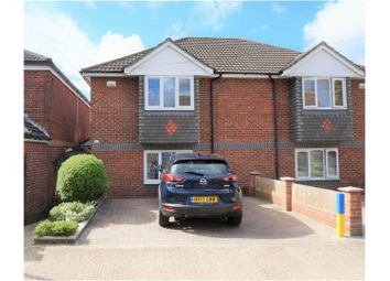 Thumbnail 3 bedroom semi-detached house for sale in Newbolt Road, Portsmouth