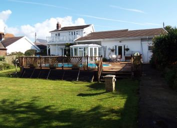 Thumbnail 4 bed detached house for sale in Southgate Road, Southgate Road, Swansea