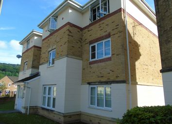 Thumbnail 2 bed flat to rent in Coed Celynen Drive, Abercarn, Newport