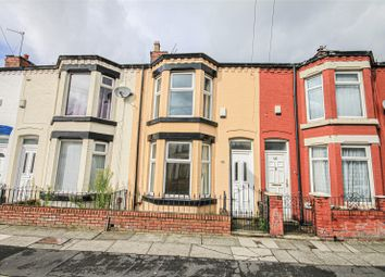 Thumbnail 3 bed terraced house to rent in Chelsea Road, Litherland