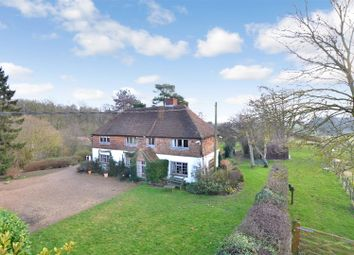 Thumbnail 4 bedroom equestrian property for sale in Wichling, Sittingbourne
