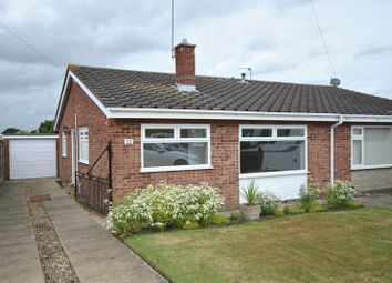 Thumbnail 3 bed semi-detached bungalow for sale in Trendall Road, Sprowston, Norwich