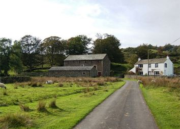 Thumbnail 7 bedroom barn conversion for sale in Howes Beck Barn And Cottage, Millcrags, Bampton, Nr Haweswater, Cumbria