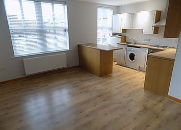 Thumbnail 2 bed flat to rent in Elim Court, Graham Street, Carlisle