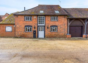 Thumbnail 3 bedroom barn conversion to rent in Harleyford Lane, Marlow