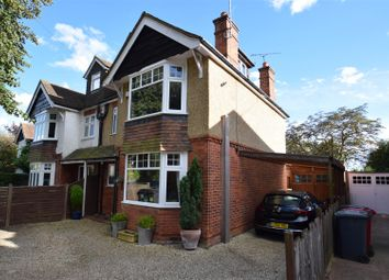 Thumbnail 4 bed semi-detached house for sale in Morecambe Avenue, Caversham, Reading