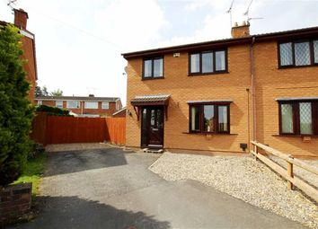Thumbnail 3 bed semi-detached house to rent in Llys Tudela, Mold, Flintshire