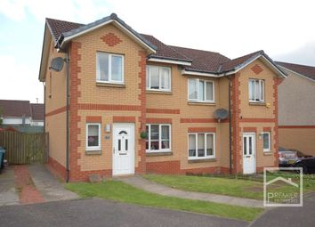 Thumbnail 3 bed semi-detached house for sale in Talbot Crescent, Coatbridge