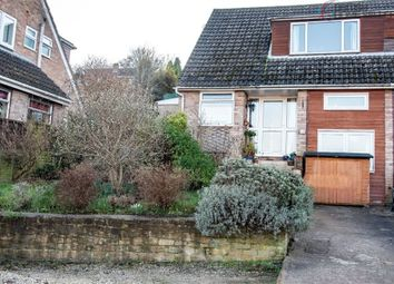 Thumbnail 4 bed semi-detached house for sale in Arundel Drive, Rodborough, Stroud, Gloucestershire