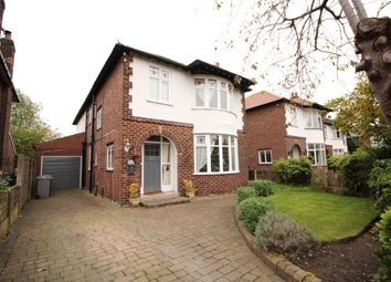 Thumbnail 4 bed detached house for sale in Meadow Bank, Timperley, Altrincham