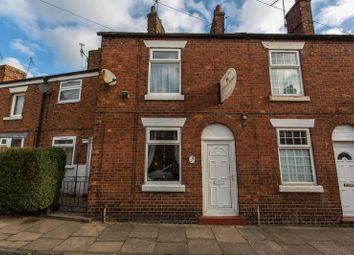 Thumbnail 1 bed terraced house for sale in 5 Newfield Street, Sandbach