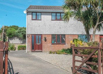 Thumbnail 3 bed semi-detached house for sale in Cooil Drive, Douglas, Isle Of Man