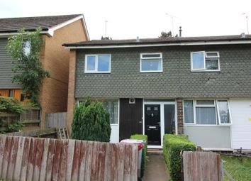 Thumbnail 3 bed end terrace house for sale in Windermere Road, Reading, Berkshire