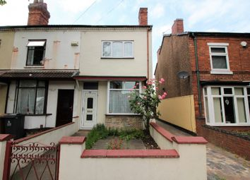 Thumbnail 3 bedroom terraced house for sale in Blakenall Lane, Leamore, Bloxwich