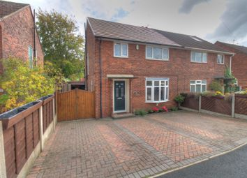 Thumbnail 3 bed semi-detached house for sale in Windsor Crescent, Wakefield