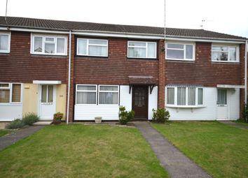 Thumbnail 3 bedroom terraced house for sale in Longmead, Woolmer Green, Knebworth