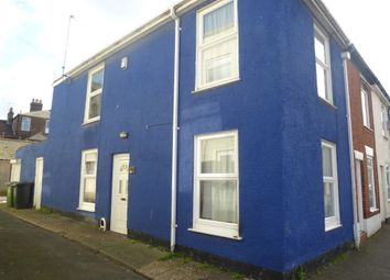 Thumbnail 2 bedroom end terrace house for sale in Devonshire Road, Great Yarmouth