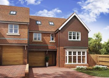 Thumbnail 4 bed semi-detached house for sale in Albany Terrace, Grove Road, Tring