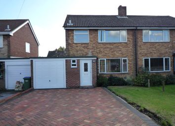 Thumbnail 3 bed semi-detached house to rent in Beacon Way, Park Gate, Fareham