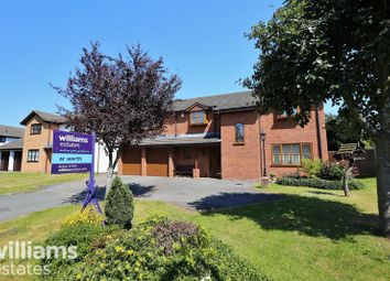 Thumbnail 5 bed detached house for sale in Llys Armon, Lixwm, Holywell