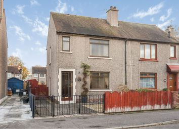 Thumbnail 2 bed semi-detached house for sale in Haig Street, Grangemouth