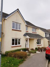 Thumbnail 4 bed detached house to rent in Gilbert Road, Bodmin