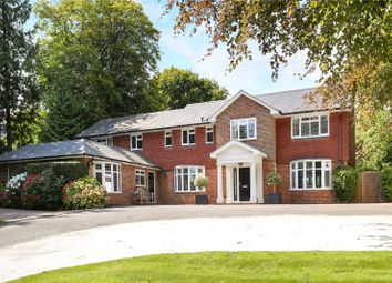 Thumbnail 6 bed detached house for sale in Square Drive, Haslemere, Surrey