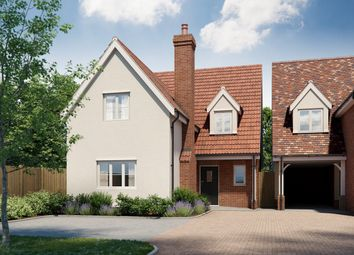 Colchester Road, West Bergholt, Colchester CO6. 4 bed detached house